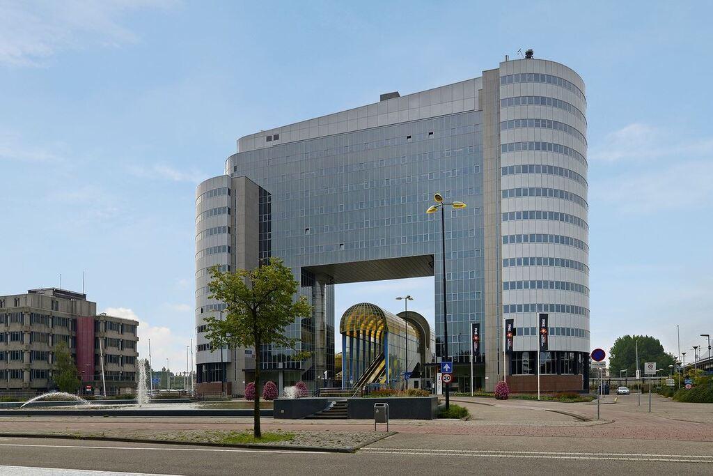 Ons kantoor aan de Boerhaavelaan 40 te Zoetermeer