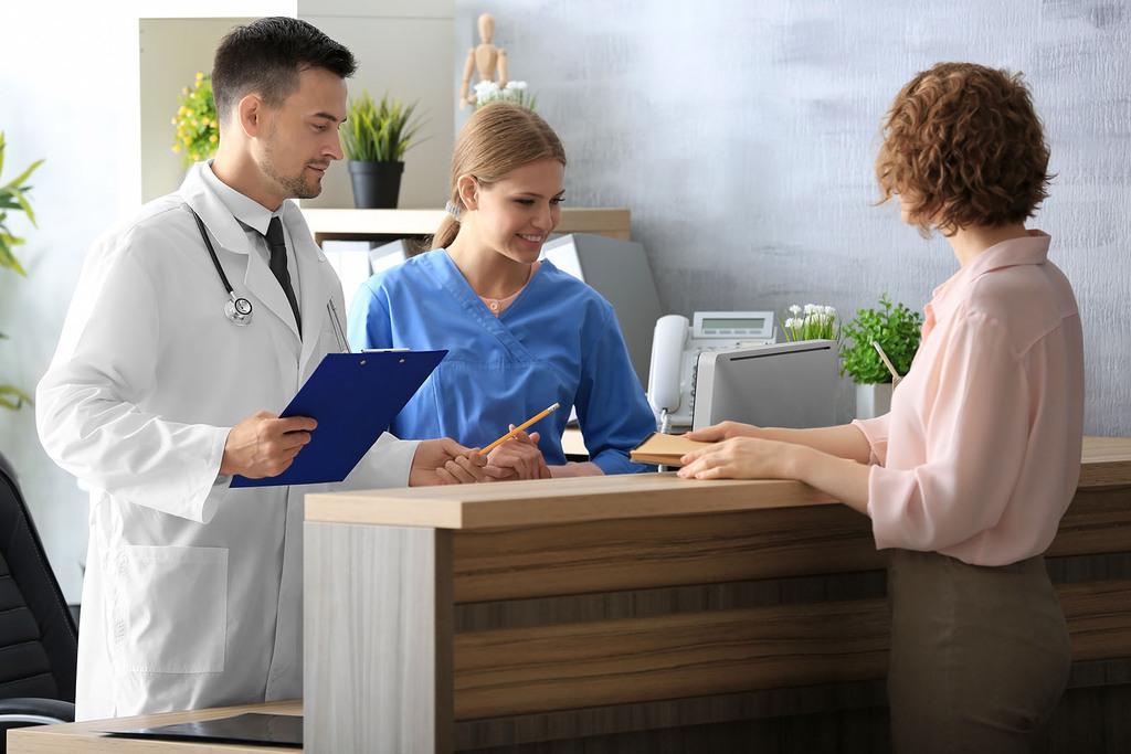 Opleiding assistente-polikliniek en medisch telefoniste receptioniste